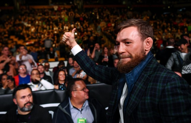 Conor McGregor won't be fighting in Dublin in December