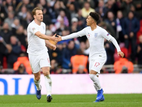 Jordan Pickford picks out England's three best forwards, but leaves out Marcus Rashford