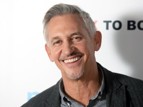 Gary Lineker doesn't go on many dates because he's 'not massively into sex'