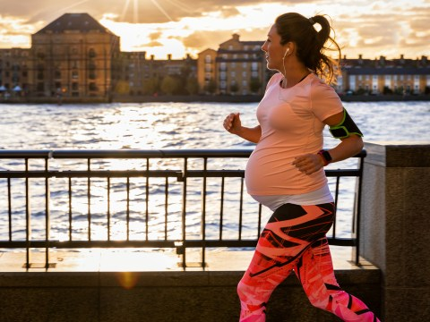Vigorous exercise is 'safe and healthy' for pregnant women in the third trimester