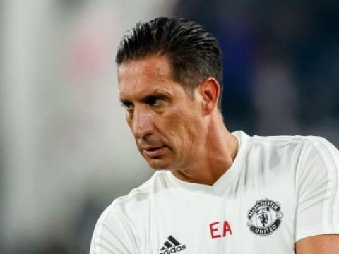 Manchester United announce the departure of goalkeeper coach Emilio Alvarez