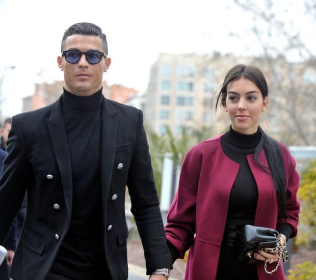Cristiano Ronaldo To Marry Love Of My Life Georgina Rodriguez Metro News