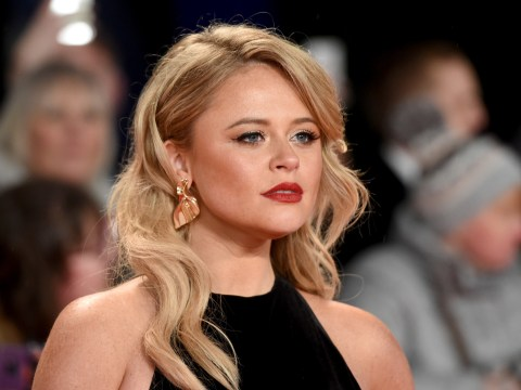 Emily Atack hits back at body shamers as she reveals she receives cruel comments on daily basis