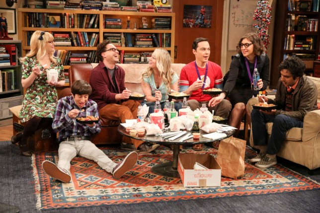 It's a shame The Big Bang Theory didn't go out on a high with The Emmys but maybe it's good to be more like Friends