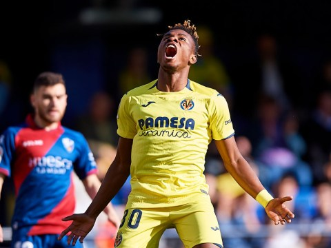 Liverpool scouting Villarreal star, and former Arsenal target, Samuel Chukwueze