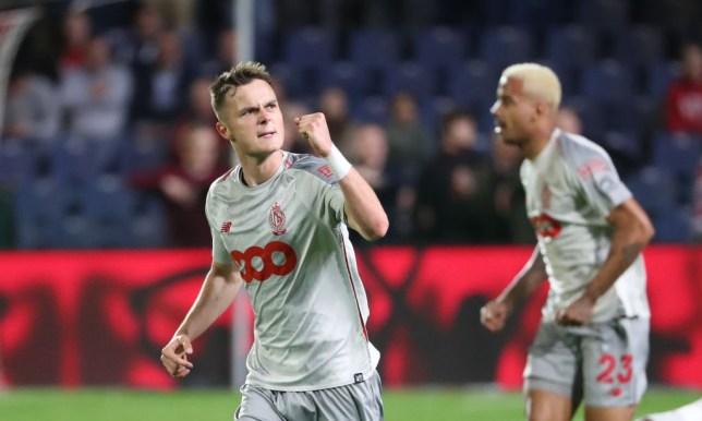 Standard Liege star Zinho Vanheusden snubbed 'serious' approach from Arsenal