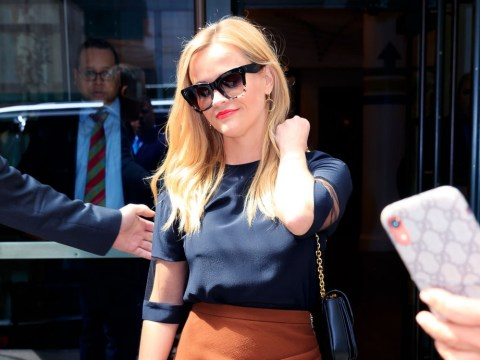 Reese Witherspoon cried 'ugly tears' for three whole days after being rejected for movie with huge male star
