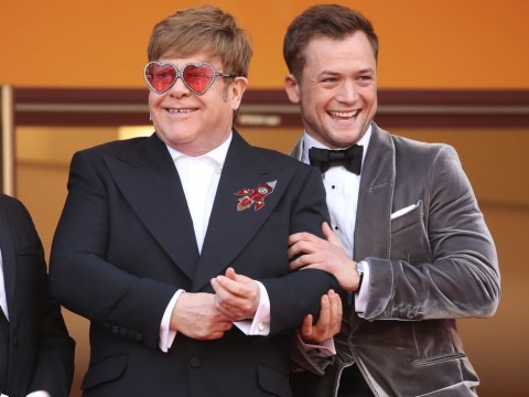 Sir Elton John's praise of Rocketman's Taron Egerton is so pure