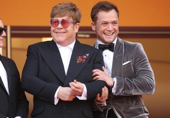 Sir Elton John's praise of Rocketman's Taron Egerton is so pure