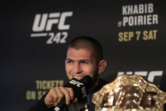 Khabib Nurmagomedov has issued his demands to the UFC