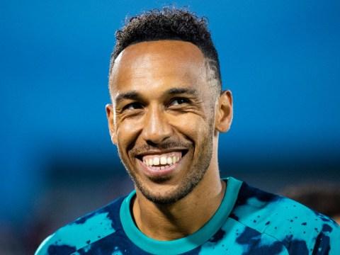 Pierre-Emerick Aubameyang 'likes' Instagram post mocking Tottenham's Carabao Cup exit
