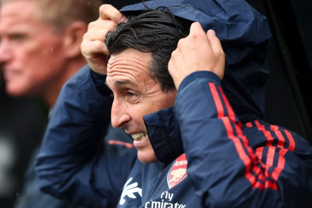 Unai Emery prevented from naming player in Arsenal starting XI against Tottenham