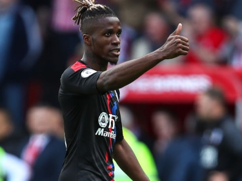 Wilfried Zaha could join forces with Mino Raiola after missing out on Arsenal transfer