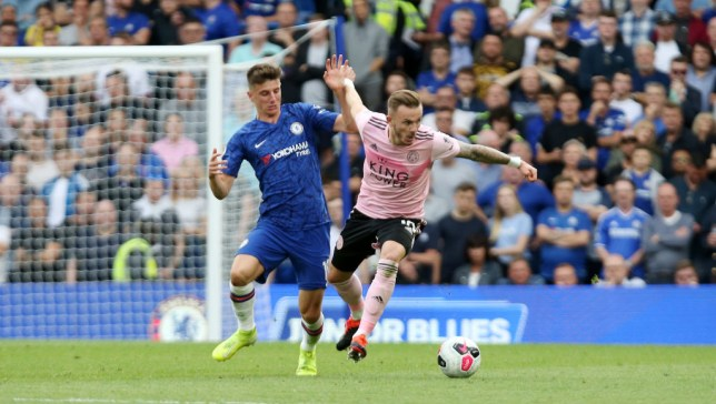 Mason Mount and James Maddison are vying for the same spot in Gareth Southgate's England team