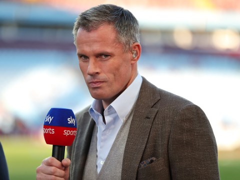 Jamie Carragher names Thierry Henry and Didier Drogba as his two toughest opponents