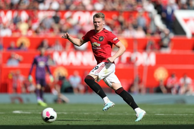 Scott McTominay has become a regular at Manchester United