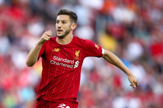 Adam Lallana only made 16 appearances for Liverpool last season