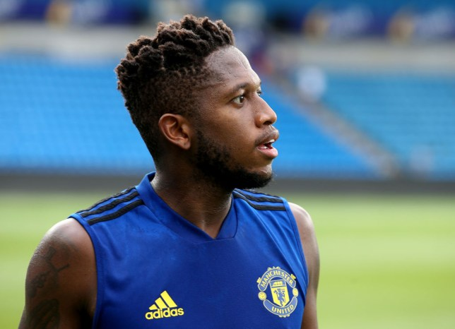 Fred is yet to play this season