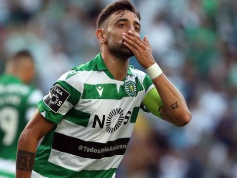 Bruno Fernandes reveals transfer to Tottenham collapsed during summer