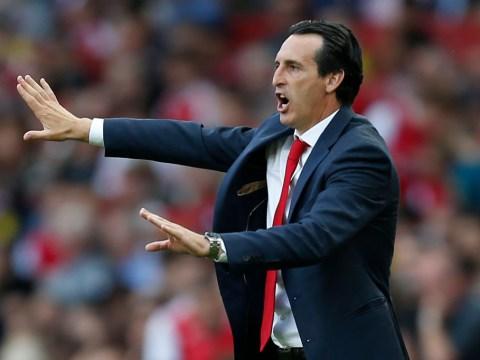 Unai Emery defends Sokratis and Granit Xhaka after mistakes in north London derby