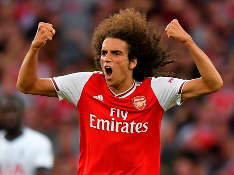 Arsenal star Matteo Guendouzi replaces injured Paul Pogba in France squad