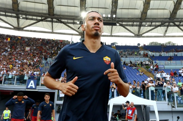 Chris Smalling reveals what Ole Gunnar Solskjaer said to him before Roma loan move