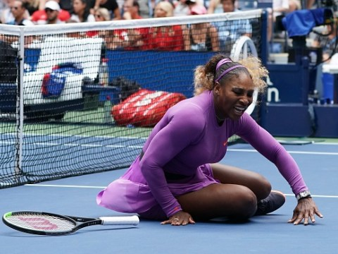 Serena Williams speaks out on ankle injury scare after reaching US Open quarter-finals