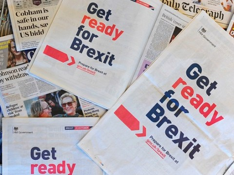 Don't be fooled. Leaving the EU on 31 October doesn't mean 'getting Brexit done'