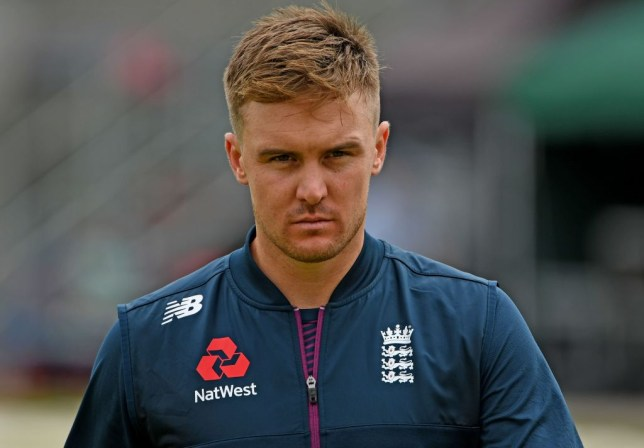 Jason Roy has vowed to make a success of his Test career
