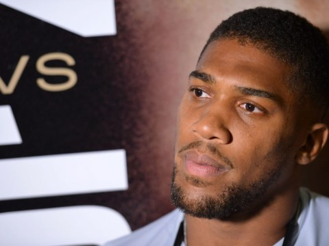 Anthony Joshua gives his verdict on 'sick' KSI vs Logan Paul rematch