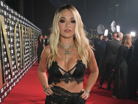 Rita Ora insists she and Liam Payne are 'just good friends' as she opens up on bisexuality