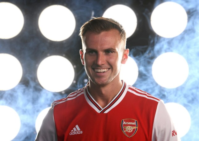 Rob Holding is on the verge of making his long-awaited Arsenal first team return