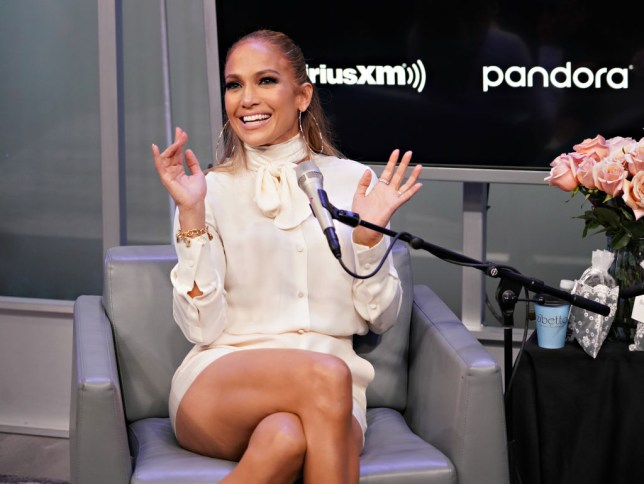 Jennifer Lopez's daughter wants to be a singer