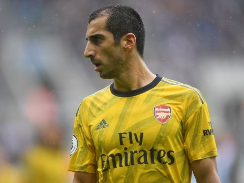 Arsenal playmaker Henrikh Mkhitaryan subject of late transfer move from Roma in loan deal
