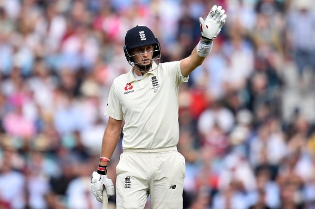 Joe Root clashed with Matthew Wade in the final Ashes Test