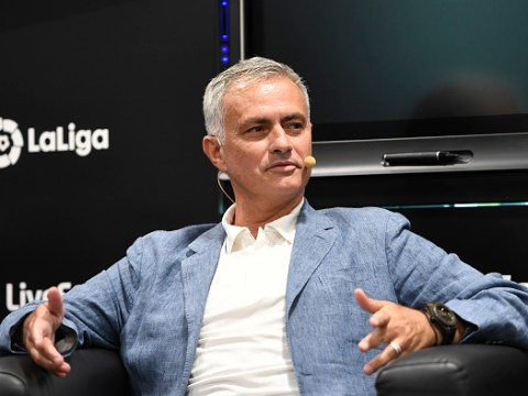 Jose Mourinho responds to Real Madrid speculation as pressure mounts on Zinedine Zidane