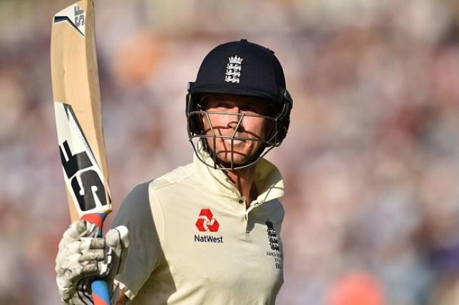 England batsman Joe Denly impressed against Australia in the fifth Ashes Test