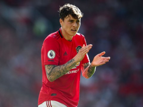 Manchester United star Victor Lindelof speaks out after Jose Mourinho claims he's easily 'bullied'