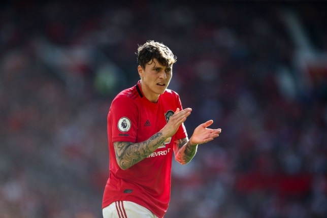 Manchester United centre-back Victor Lindelof has taken no notice of Jose Mourinho's recent criticism