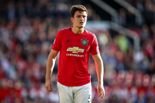 Harry Maguire insists Victor Lindelof partnership will improve after Manchester United's win over Leicester