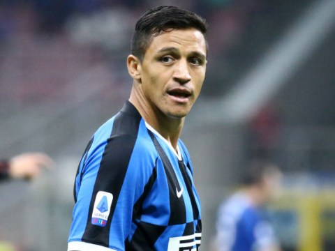 Manchester United loanee Alexis Sanchez still not 'ready' for Inter Milan start, says Antonio Conte