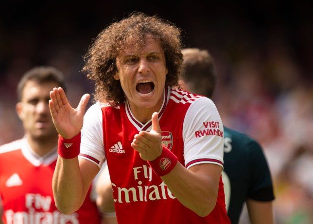 David Luiz sold to Arsenal after ignoring Frank Lampard's Chelsea tactics