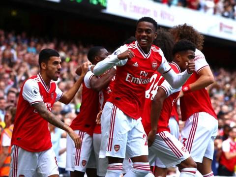 Unai Emery and Edu praise Joe Willock after Arsenal midfielder signs new deal