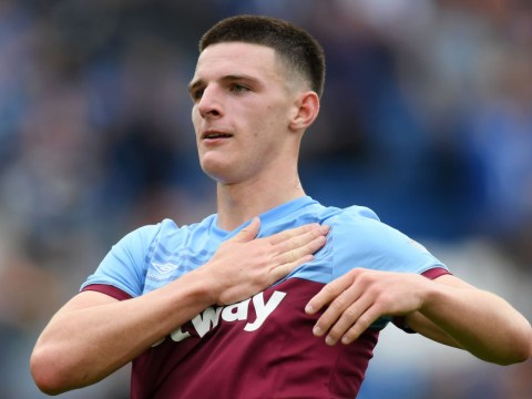 Gary Neville not convinced Manchester United should spend big to sign West Ham's Declan Rice