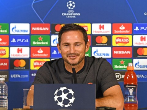 Frank Lampard gives injury updates on Antonio Rudiger and Chelsea squad for Valencia clash