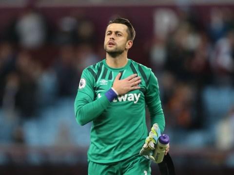 West Ham fear Lukasz Fabianski could be out until 2020