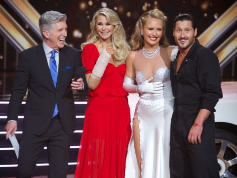 Injured Christie Brinkley proud as daughter Sailor takes her place on Dancing With The Stars after star broke her arm