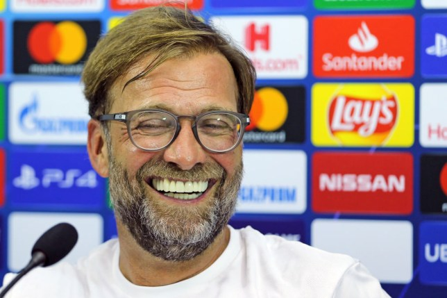 Jurgen Klopp says his agent was joking