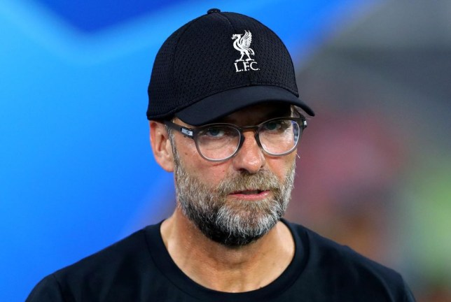 Liverpool are currently in charge of the Premier League title race
