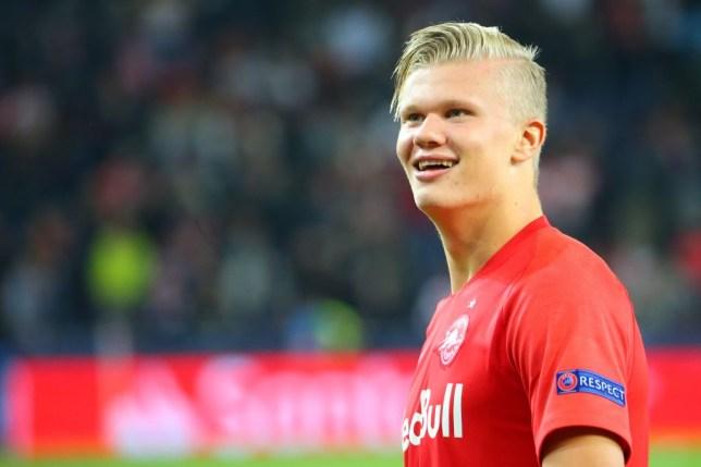 Erling Haaland's father speaks out on Manchester United transfer after Ole Gunnar Solskjaer praises striker